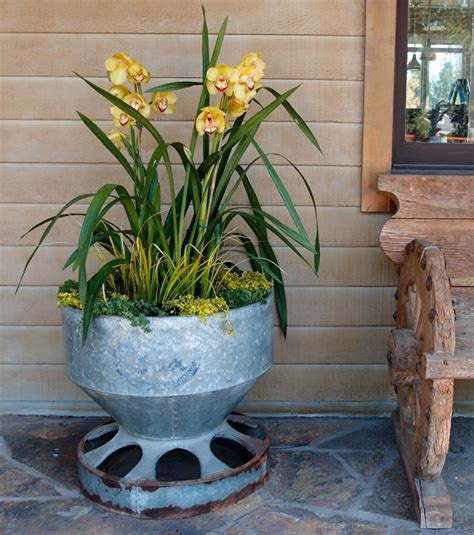 Justina Blakeney by Upcycle Anything Into A Planter