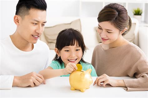 How To Give Money To Family After Winning The Lottery - how singaporean parents teach their kids to be kind and compassionate young parents