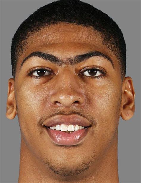 drake headshot anthony davis new orleans national basketball