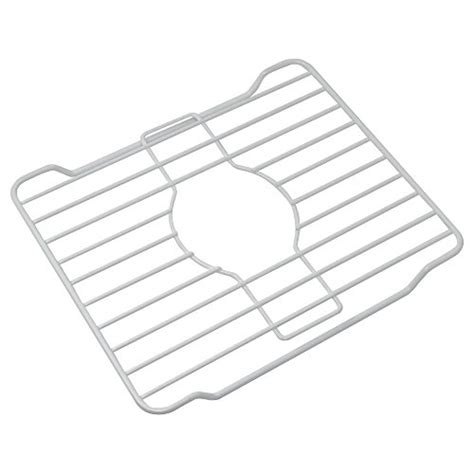 better houseware large sink protector white interdesign syncware kitchen sink protector mat large