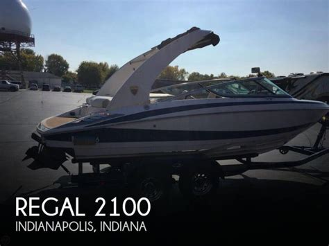 regal boats for sale in florida regal 2100 boats for sale in florida