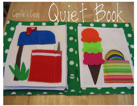 religious quiet book pattern camille s casa quiet book revealed