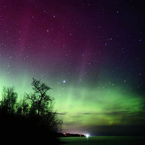 northern lights paint  sky  minnesota explore