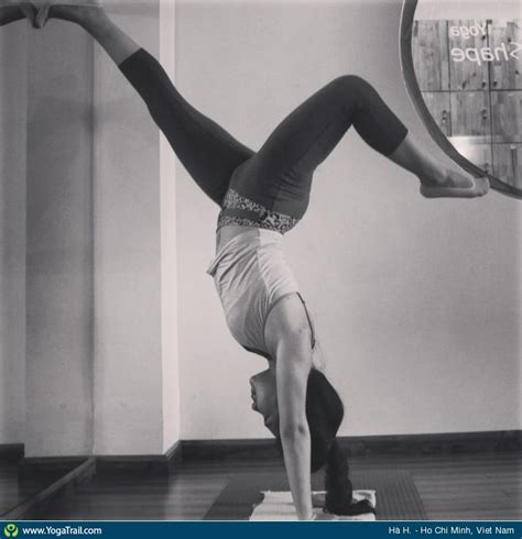 boat pose to handstand handstand yoga pose asana image by h 224 hoang