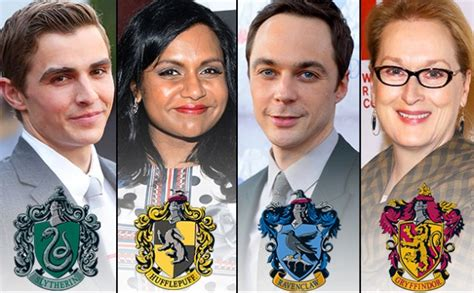 mindy kaling hufflepuff 150 40 celebrities sorted into hogwarts houses rupert