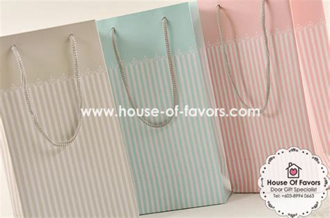 Paper Bag Pandora Murah pastel color paper bag pack of 10pcs as low as rm7 80 pack paper bags goodie bags