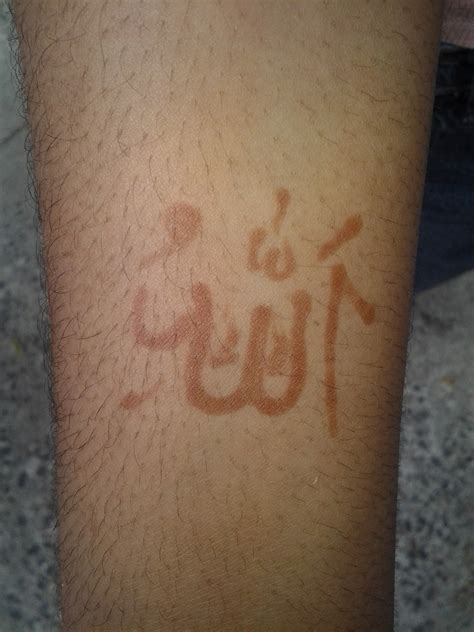 tattoos in islam henna tattoos in islam