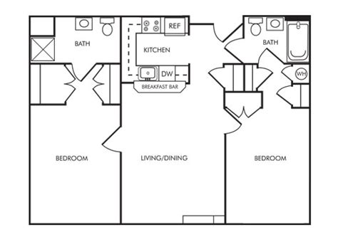 tiny house plans under 850 square feet 600 sq ft apartment floor plan thraam com