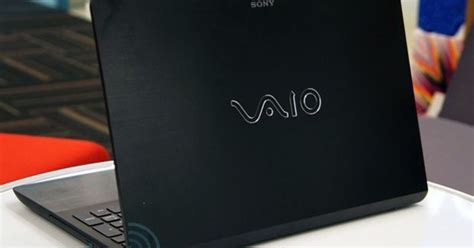 Sony Vaios Get A Hayuk Makeover by Sony Vaio Fit 15 Review 2013 Sony S Mainstream
