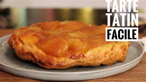hervé cuisine tarte tatin la recette facile de tarte tatin aux pommes caram 233 lis 233 es
