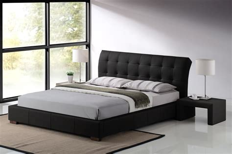 Timeless Luxury With Leather Beds Thehome Com Leather Bed