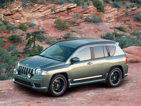2007 Jeep Compass Sport 4x4 2007 Jeep Compass Pictures Cargurus