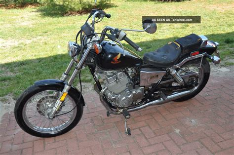 1985 Honda Rebel by 1985 Honda Rebel 250cc Motorcycle