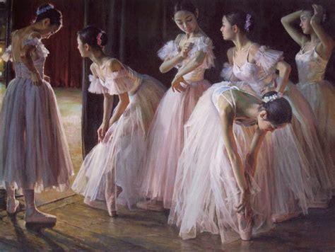 cuadros pinturas oleos cuadros infantiles y bonitas - Cuadros De Bailarinas De Ballet