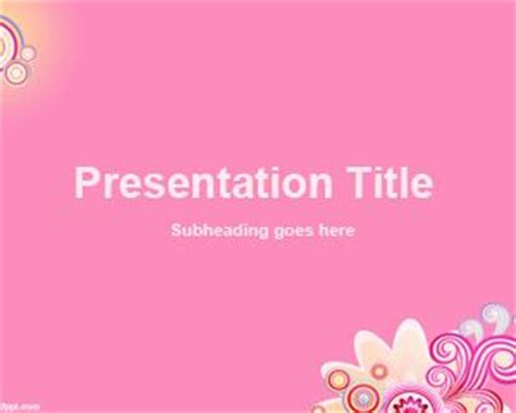 theme powerpoint rose free pink roses powerpoint template