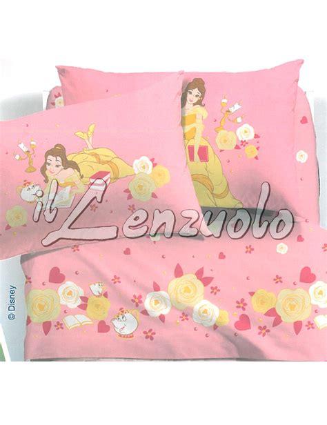 lenzuola letto singolo disney completo lenzuola disney letto singolo in cotone di