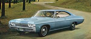 1968 chevrolet impala ss images pictures and