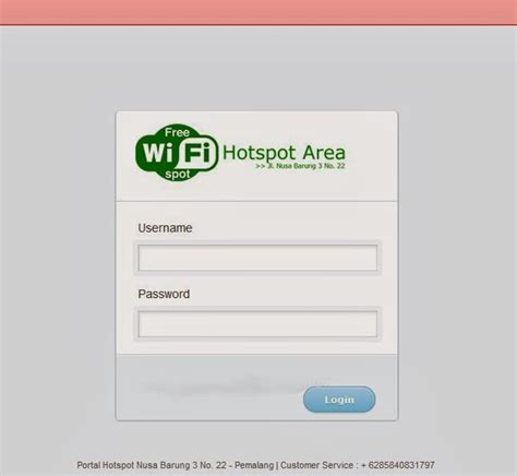 free templates for login page mikrotik template free login page hotspot