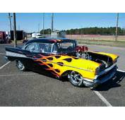 57 Chevy Bel Air  Hot Rods/ Rat Lead Sleds/ Customs/ Gassers