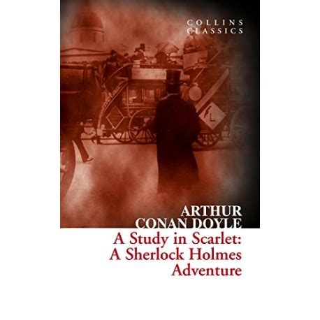 a study in scarlet the sherlock series a study in scarlet a sherlock adventure