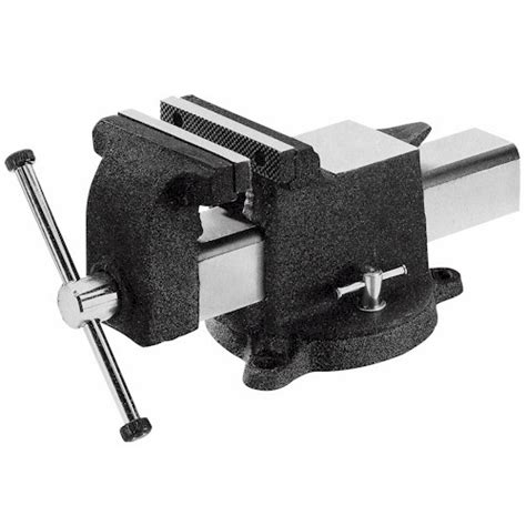 picture of bench vice 8 quot all steel utility combination pipe and bench vise black all steel vises