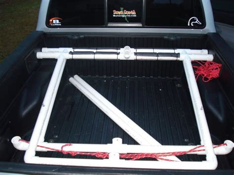 Diy Truck Ladder Rack by 1000 Ideas About Kayak Rack For Truck On