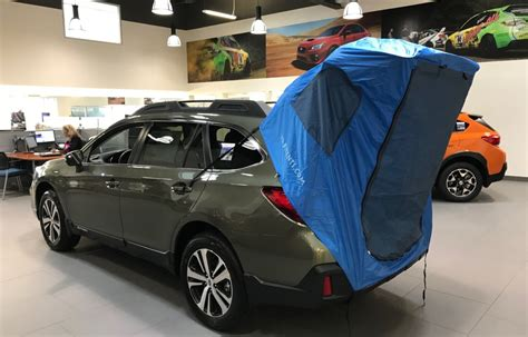 habitents prius tent  hatchback car camping gallery