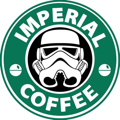 Star Wars Lego Wall Stickers imperial coffee star wars stormtrooper starbucks vinyl