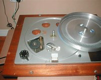 Image result for Idler drive Turntable