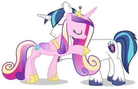 my little pony princess cadence shining armor princess cadence and shining armor mlp yes my little
