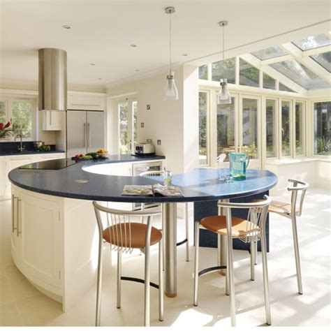 curved island kitchen designs be inspired by a spacious kitchen extension kitchen photos beautiful kitchen and photo galleries