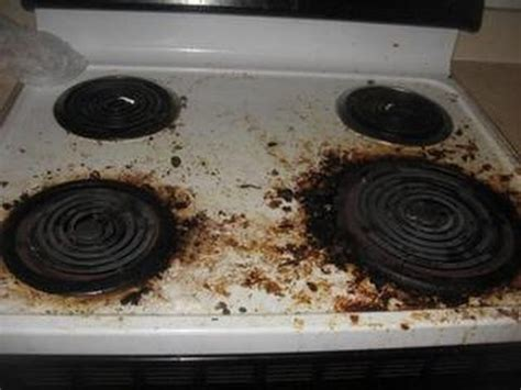 how to remove electric cooktop how to clean stove top naturally