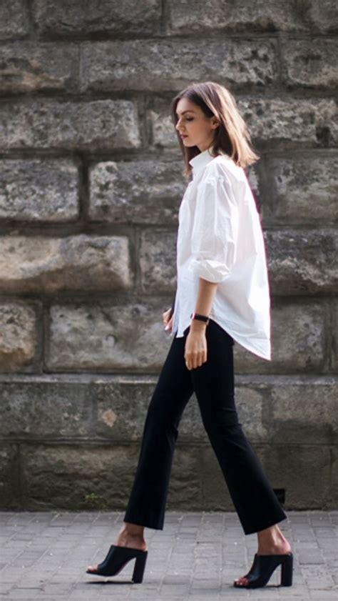 Crisp Feminine Top 4 by 10 Looks Que Te Convencer 225 N De Tener Una Camisa Oversized