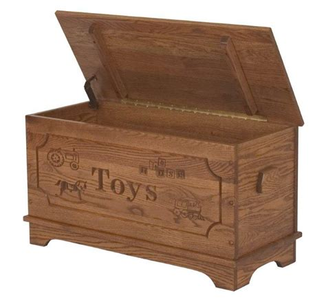 Mission Style Home Plans by Kids Furniture Toy Box With Carving Option From