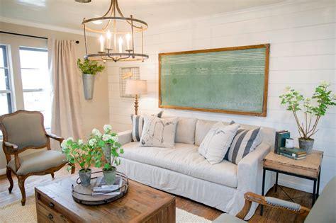 Shiplap Walls Living Room Photo Page Hgtv