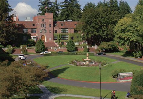Uw Tacoma Mba Tuition by Of Puget Sound Profile Rankings And Data
