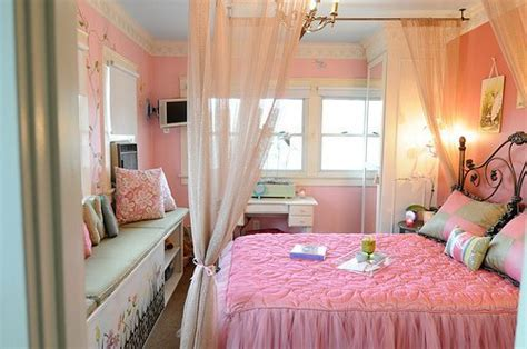 fashion bedrooms bedroom fashion girly modern pink image 456453 on