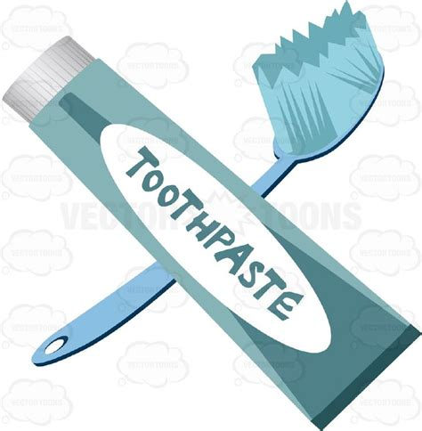 toilet brush tooth brush mouth bathroom clipart toothbrush toothpaste pencil and in