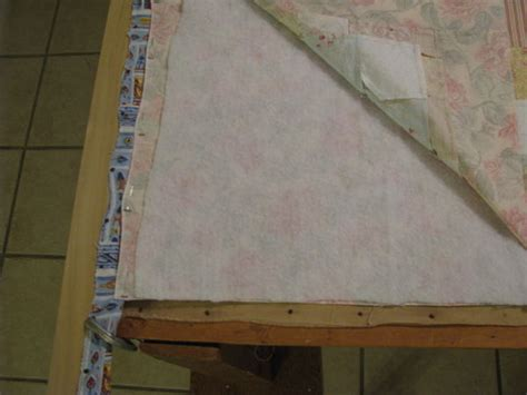 Quilted Pin Board by Quilt Frame