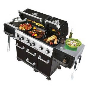 Backyard Grill Brand Broil King 957747 Imperial Xl Gas Grill Review Grill2day
