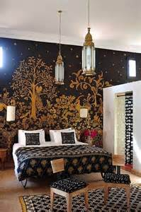 Traditional moroccan interior design style brings crafty moroccan
