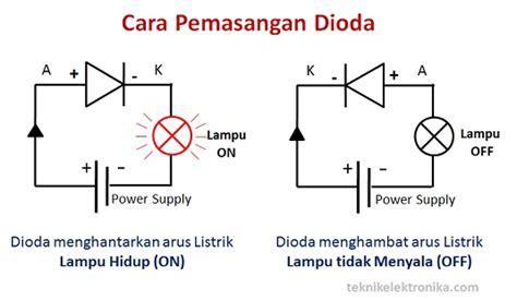 dioda bridge yang bagus pengertian fungsi dioda dan cara mengukur dioda