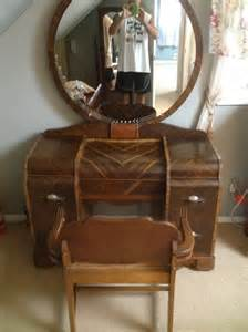 Antique Vanity Chair by For Sale Antiques Classifieds