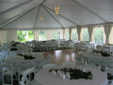 Wedding Tent Ideas by Image Gallery Outside Tent Wedding Ideas