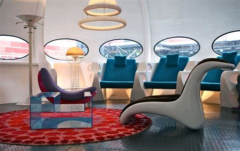 futuro house interior 357 best images about eccentric habitats on pinterest canon natural building and