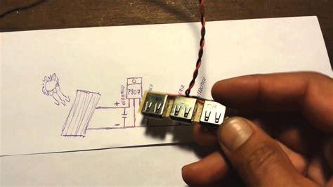 como hacer un cargador para moviles cargador solar casero para dispositivos moviles youtube