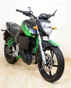 Yamaha Electric Car Price Tork India S Fz Electric Battery Powered Brutality