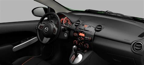Mazda 2 Interior 2014 by Interior Features In The 2014 Mazda2