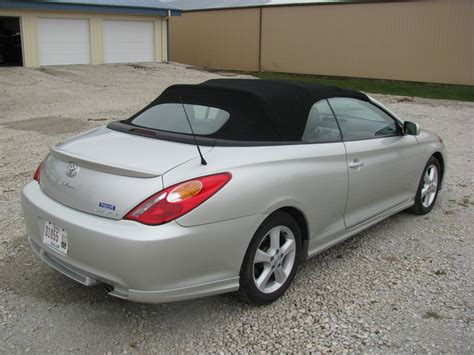 2006 Toyota Solara For Sale 2006 Toyota Camry Solara Convertible Sle For Sale In