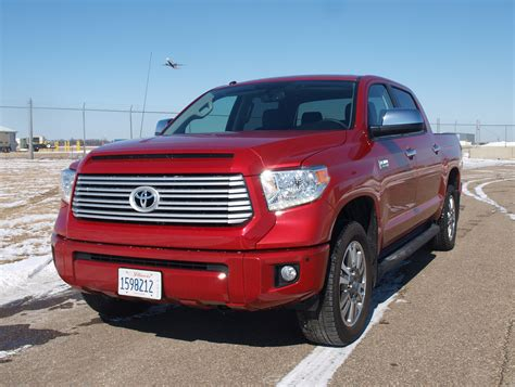 2015 Toyota Tundra Platinum 2015 Toyota Tundra Platinum Crewmax 4x4 Why This Ride
